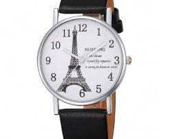 reloj-cuero-torre-negro