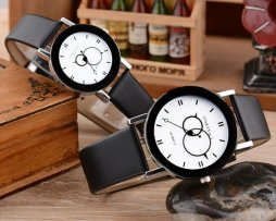 reloj-pareja-negro-blanco