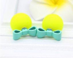 aretes-moño-perla-amarillo-verde